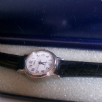 Lorus Ladies watch (clock face) Very nice in case
